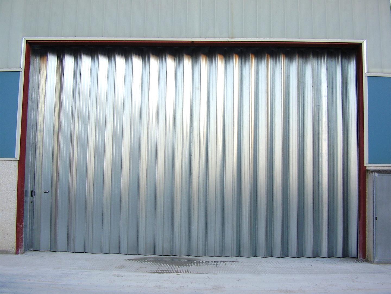 Puertas luz - Puerta chapa galvanizada ...